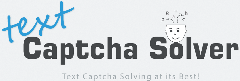 Text Captcha Solving